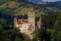 قلعة دراكولا في ترانسلفانيا رومانيا