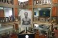 صورة من داخل متحف إثيوبيا الوطني