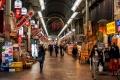التسوق في أوساكا اليابانية