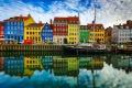 العاصمة كوبنهاغن