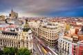 مدينة مدريد في إسبانيا