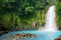 نهر ريو سيلست في كوستاريكا