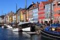 مرفأ نيهافن في كوبنهاجن الدنمارك