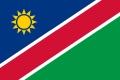 علم ناميبيا