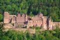 قلعة هايدلبرغ في ألمانيا
