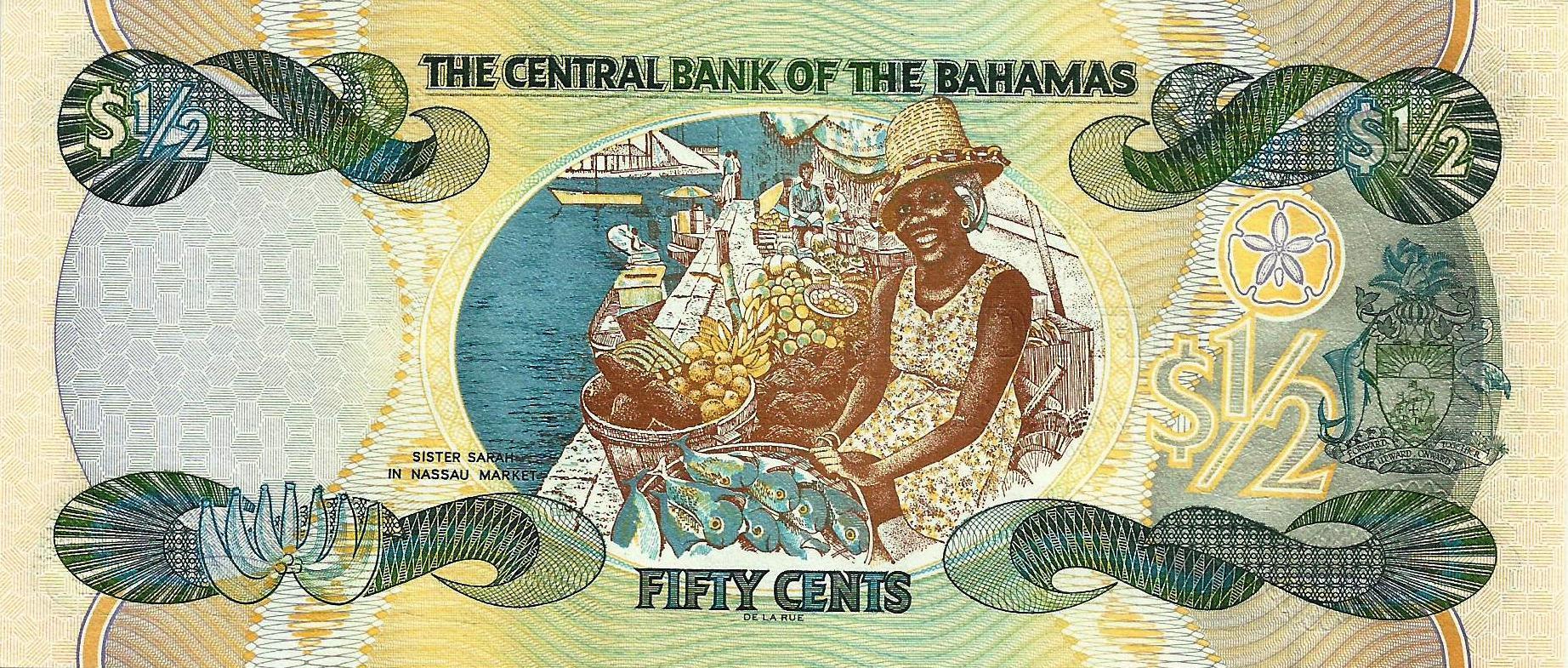 ماهي عملة جزر البهاما سائح